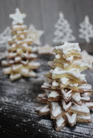 star cookie christmas tree christmas lights decoration