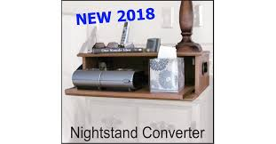 Cpap Nightstand Furniture For Sleep Disorder