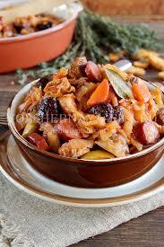cuisine polonaise traditionnelle bigos polonais traditionnels bigos en polonais la recette est un