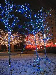 exploring the american west christmas lights of downtown salt