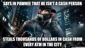 Watch Dogs Meme - dogs logic
