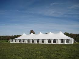 tents rental 40 foot x120 foot century mate pole tent rentals new britain pa
