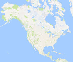 Map Of North America Countries by North America High Resolution Map High Resolution Maps