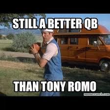 Funny Tony Romo Memes - cowboy memes