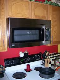 how to install over the range microwave without a cabinet booneandjessinmadison comover the range microwave project done