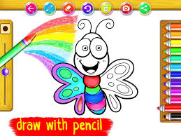 butterfly coloring pages for adults android apps on google play
