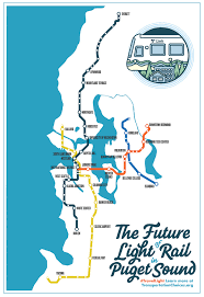 Bellevue Seattle Map by This Fall U0027s Ballot Will Determine The Fate Of The Next Phase Of