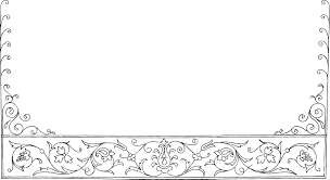 free clipart floral borders clipart collection hawborder3