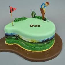 father u0027s day or birthday golf cake men u0027s cakes