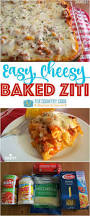 best 25 easy baked ziti ideas on pinterest baked ziti recipes