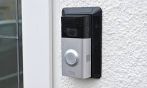 amazon home ring amazon aids smart home push by closing video doorbell firm