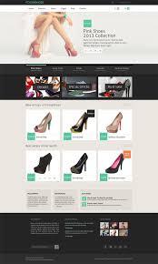 free website templates dreamweaver 13 examples of the e shop joomla templates 2014 joomlavision fooseshoes ecommerce psd
