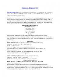 Electrical Testing Engineer Resume Objective For Engineering Resume Splixioo