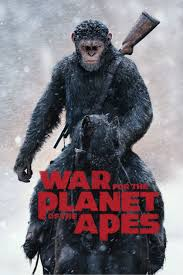 of the war for the planet of the apes on itunes