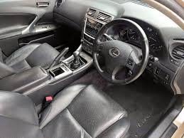 lexus is 220d for sale in yorkshire lexus is 250 2 5 se 4dr 2005 55 reg saloon in high wycombe