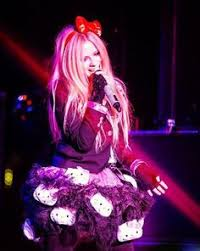 celbrities kitty avril lavigne celebrities love