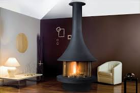 5 reasons to choose a curved or island fireplace design