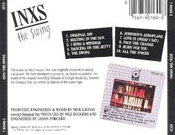 the swing inxs the swing inxs songs reviews credits allmusic