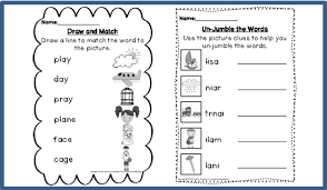 digraph activities games u0026 worksheets a e ai ay top notch