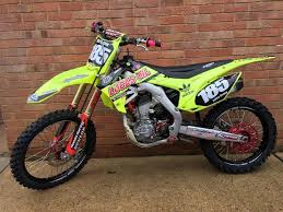 crf 250 swap or cash not yzf kxf rmz ktm sxf in hemel