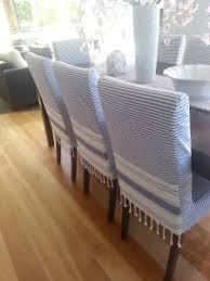 Slipcovers For Dining Chairs Dropcloth Slipcovers For Leather Parsons Chairs Slipcovers