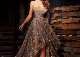 brown wedding dresses tbdress genuine and sensitive brown wedding theme