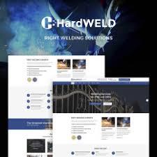 templates para sites industriais