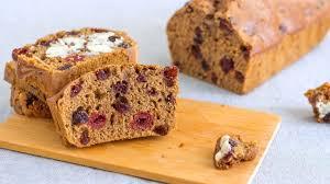 irish barmbrack tea cake recipe video happy foods tube