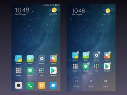 themes for mihome apk miui 9 all new home screen customization miui general mi
