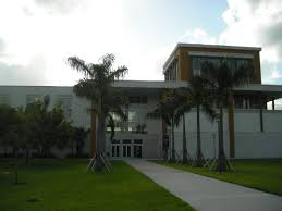 Building Exterior by File Florida International University College Of Law Building