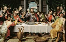 origin of the eucharist wikipedia