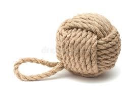 monkey ornamental knot stock photo image 63291209