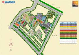 Bahadurgarh Metro Map by Omaxe City Plots Plots In Bahadurgarh