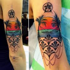 60 awesome beach tattoos tattoo amazing tattoos and piercings