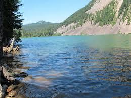 Washington lakes images Dog lake campground wenatchee national forest washington jpg