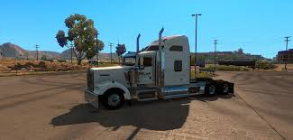 kenworth usa polar industries for the kenworth w900 truck for ats ats mod