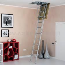 scale retrattili per soffitte scale retrattili per soffitte e sottotetti rigida 50 x 90