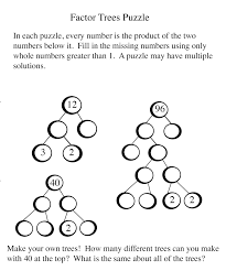 factor worksheets u2013 wallpapercraft