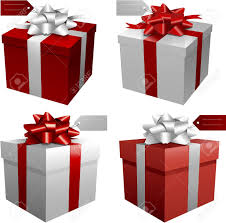 christmas boxes christmas gift boxes royalty free cliparts vectors and stock