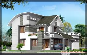 New Home Designs Amusing Decor Kerala New Home Design With Plan
