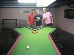 l shaped pool table 10 weird shaped pool tables pool tables pools and pool table