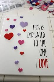 Wall Decoration Ideas For Valentine S Day by Diy Valentine U0027s Day Wall Art U2013 By Julie Of White Lights On