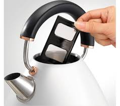 Morphy Richards Toasters And Kettles Buy Morphy Richards Accents 102106 Traditional Kettle White