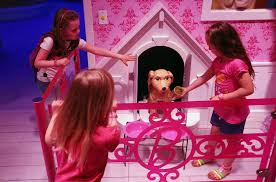 Barbie Dream Furniture Collection by Barbie U0027s Dreamhouse Now Life Size Reality In Florida Today Com