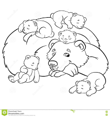 77 wild bear coloring page free printable teddy bear