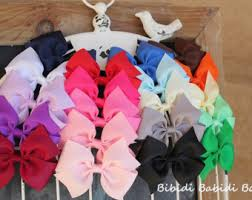hair bows for hair bows etsy