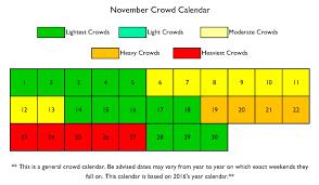 crowd calendar vacation planning specialist