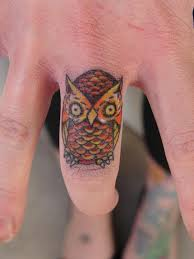 mario sanchez tattoos animal miniature new owl by