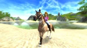 pc horse games