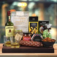 whiskey gift basket tequila gift basket